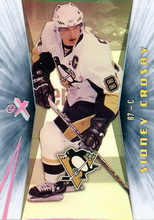 Crosby Sidney 2008 Upper Deck Fleer Ultra EX8