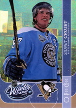 Crosby Sidney 2008 Upper Deck O Pee Chee WC10