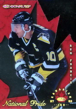 Francis Ron 1997 Donruss Canadian Ice 20 of 30