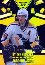 Jagr Jaromir 1996 Pinnacle Pinnacle 8 of 15