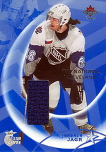 Jagr Jaromir 2002 In The Game Be A Player All Star Edition AS35
