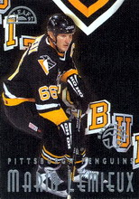 Lemieux Mario 1996 Donruss Leaf 1 of 15