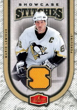 Lemieux Mario 2006 Upper Deck Flair Showcase SSLM