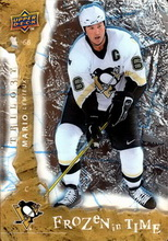 Lemieux Mario 2008 Upper Deck Trilogy 115