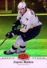 Malkin Evgeni 2006 Upper Deck Flair Showcase 322