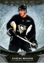 Malkin Evgeni 2006 Upper Deck Ovation 192