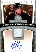 Ouellet Michel 2006 Upper Deck Fleer Hot Prospects 130