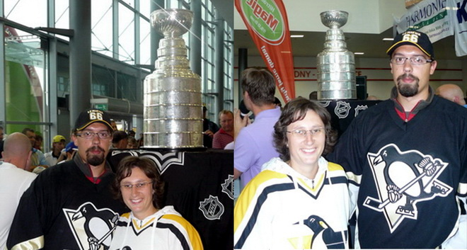 Stanley Cup journey 2009