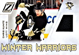 Chris Kunitz - CK