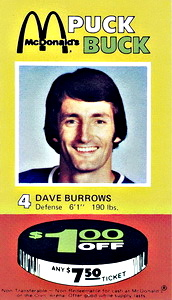 Dave Burrows - NNO
