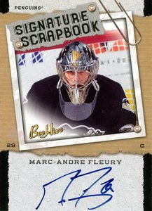 Marc-Andre Fleury - SSMF