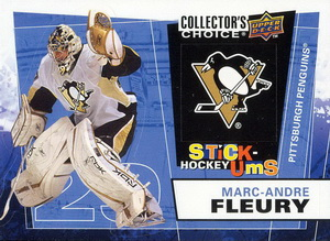 Marc-Andre Fleury - UMS14