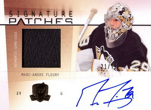 Marc-Andre Fleury - SPMF