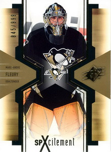 Marc-Andre Fleury - X81