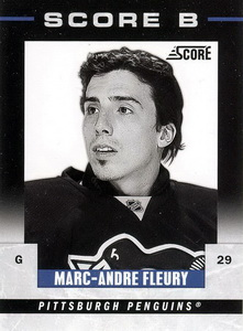 Marc-Andre Fleury - 1