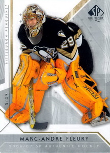 Marc-Andre Fleury - 21