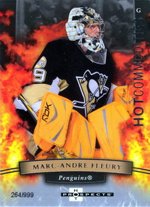 Marc-Andre Fleury - 126