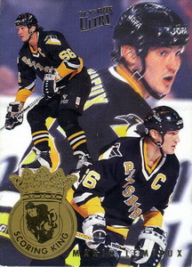 Mario Lemieux - 5 of 7