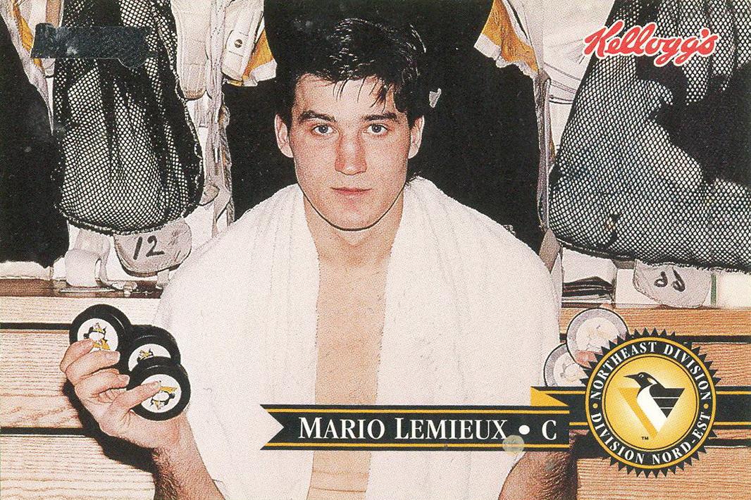 Mario Lemieux 2016