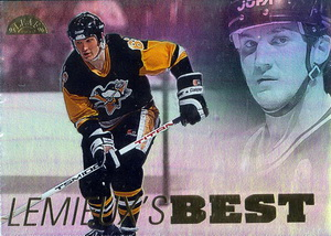 Mario Lemieux - 1 of 10
