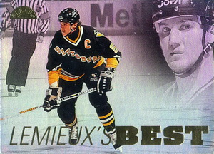 Mario Lemieux - 10 of 10