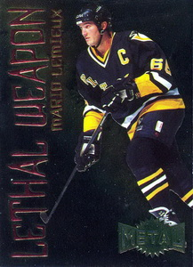 Mario Lemieux - 11 of 20