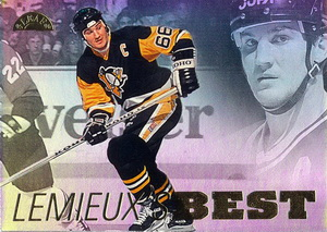 Mario Lemieux - 5 of 10