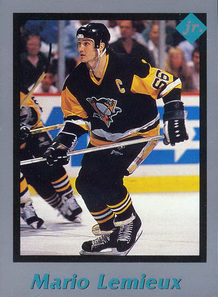 Hockey Mario Lemieux Lemieux Mario Hockey Cards