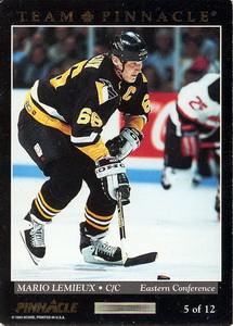 Mario Lemieux - 5 of 12