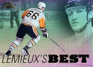 Mario Lemieux - 6 of 10