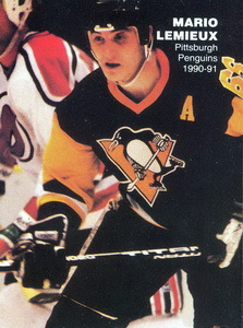 Mario Lemieux - 3 of 14