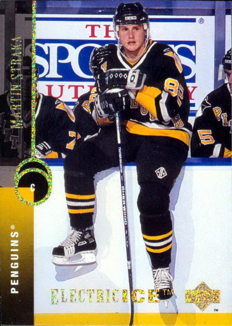 Martin Straka - Player s cards since 1992 - 2004  e147cf3c036
