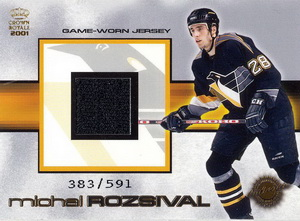 Michal Rozsival - 22