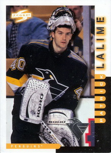 Patrick Lalime - 3 of 20
