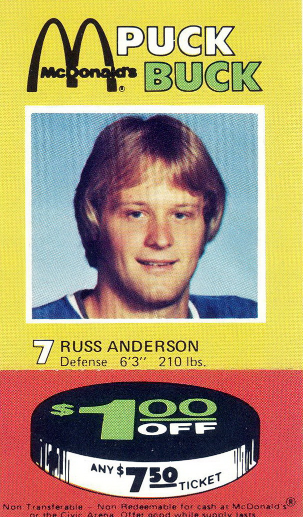 Russ Anderson Net Worth