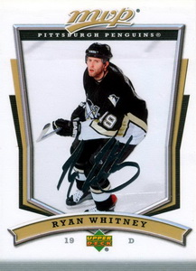 Ryan Whitney - 202