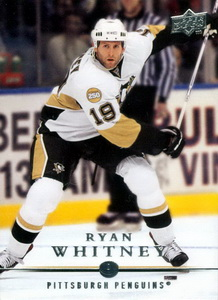 Ryan Whitney - 409