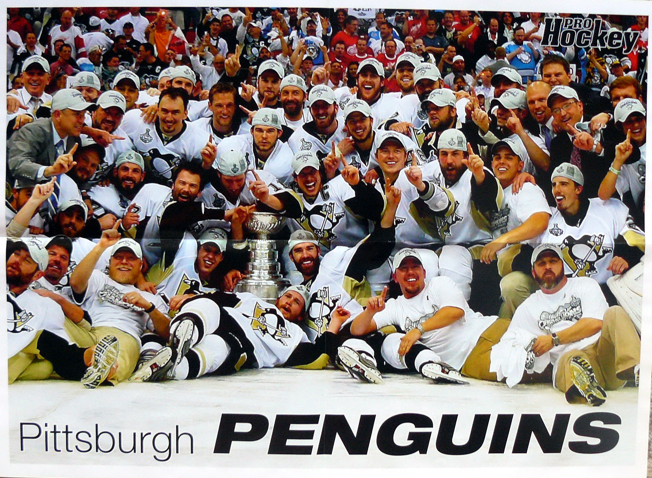 PITTSBURGH PENGUINS - Players cards since 1974 - 2011 | penguins ...