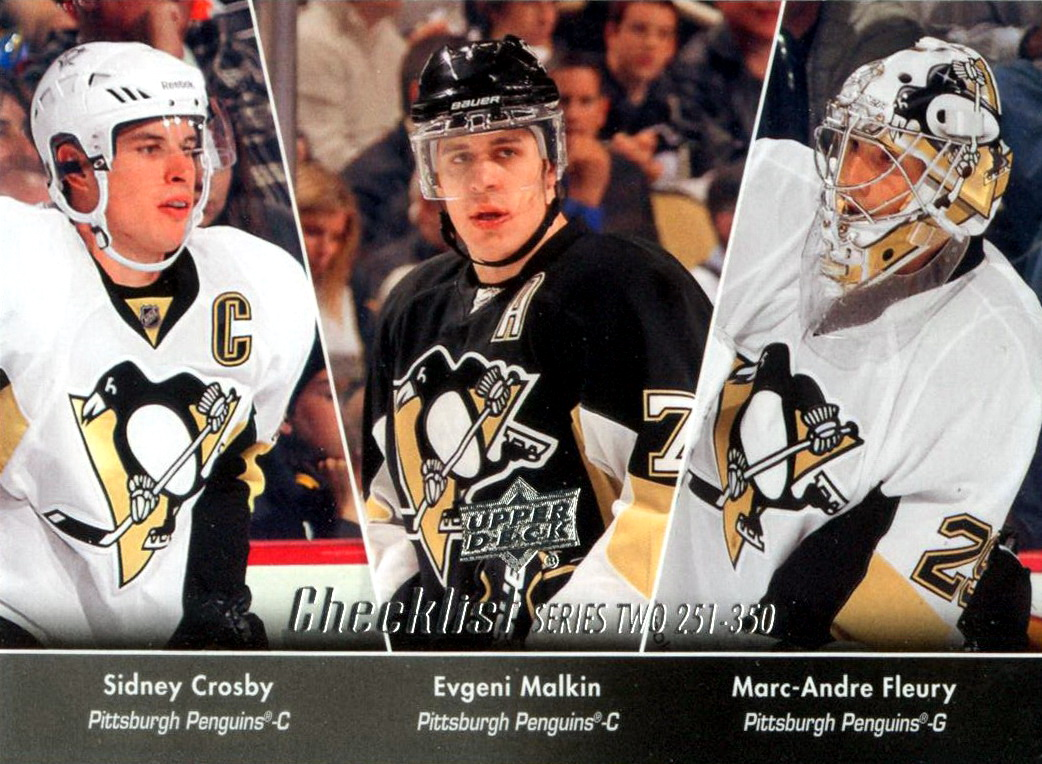 meet the pittsburgh penguin players