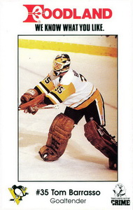 Tom Barrasso - 15