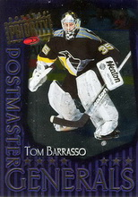 Barrasso Tom 1997 Donruss Priority 17