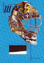 Fleury Marc-Andre 2003 In The Game Be A Player Memorabilia MM18