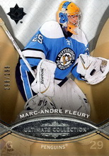Fleury Marc-Andre 2008 Upper Deck Ultimate Collection 33