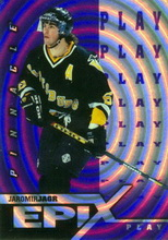 Jagr Jaromir 1997 Pinnacle Pinnacle E20