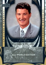 Lemieux Mario 2004 Upper Deck All World 101