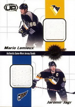 Penguins Pittsburgh 2001 Pacific Heads Up 17
