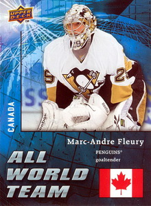 Marc-Andre Fleury - AW3